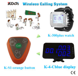 Ycall Brand with Discount Price Restaurant Wireless Guest Ordering Pager System pictures & photos