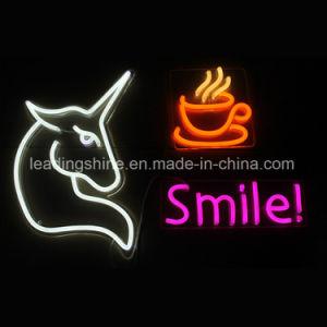 Unicorn Brave LED Neon Flex Rope Light PVC 12V Decoration Light Bar Pub Music Center Sign Light pictures & photos