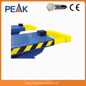 High Safety 2 Dual Hydraulic Cylinders Car Lift with Ce (SX08F) pictures & photos