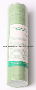 Stripless Tea Tree Hard Wax Coin for Professional Brazilian Waxing pictures & photos