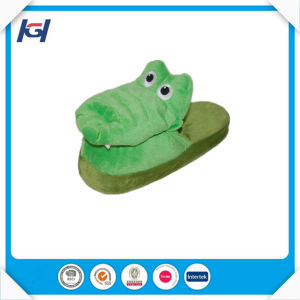 Cute Hot Selling Novelty Stuffed Cartoon Slippers for Kids pictures & photos