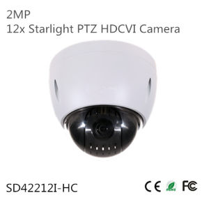 2MP 12X Starlight PTZ Hdcvi Camera (SD42212I-HC) pictures & photos