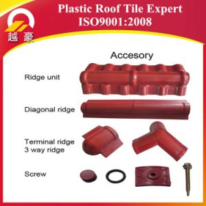 Best Spanish Style ASA Resin PVC Roof Tile pictures & photos