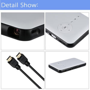 Latest Projector Mobile Phone HDMI LED Projector pictures & photos