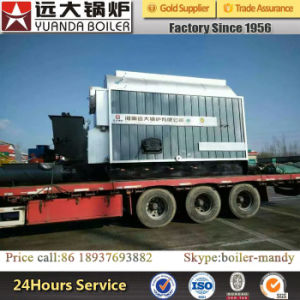 China Famous Brand Best Selling in 2016 8ton Coal Fired Steam Boiler for Industry Production pictures & photos