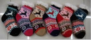 Kid′s Socks / Children Socks / Homesocks / Baby Socks /Socks Stock pictures & photos