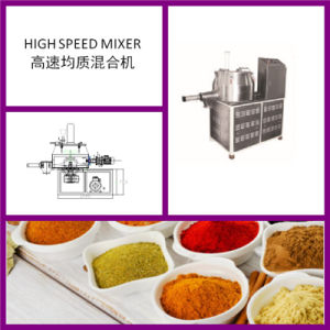 Full Stainless Steel High Speed Mixer pictures & photos