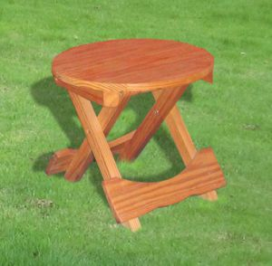Outdoor Wooden Chair Garden Folding Chair pictures & photos