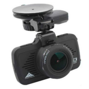 1296p Video Recorder for Car