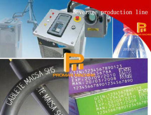 50W Mopa Color Laser Printing Machine pictures & photos