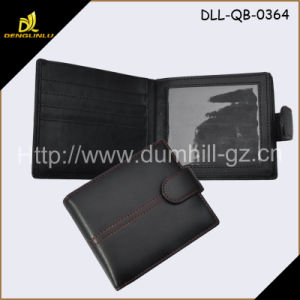 High Quality Factory Price Executive Genuine Leather Men Wallet