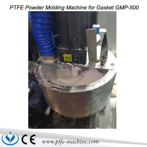 Hydraulic System PTFE Material Ball Cock Washer Molding Machine GMP-500 pictures & photos
