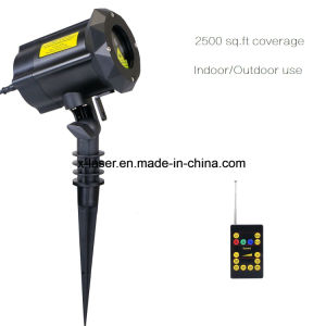 Star Night Laser Garden Light Projector pictures & photos