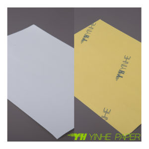 Offset Paper Self Adhesive Paper pictures & photos