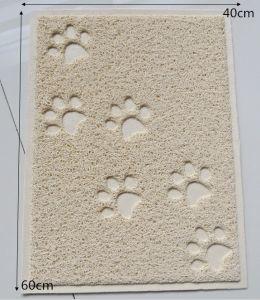 40*60cm Square Pet Supply Pet Floor Mat pictures & photos