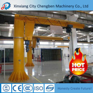 China New Small Fixed Column Pillar Jib Crane for Sale pictures & photos