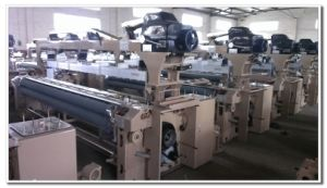 Double Pump Weaving Machinery Shuttleless Waterjet Power Loom pictures & photos