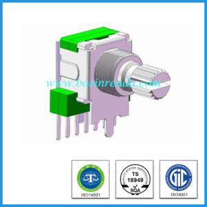 DC 16V 0.3A 4 Position Rotary Switch 12mm 4 Position Rotary Switch with Flat Shaft pictures & photos