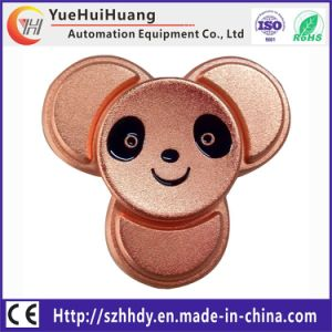 New Electronic Toys Cartoon Cute Panda Fidget Spinner pictures & photos