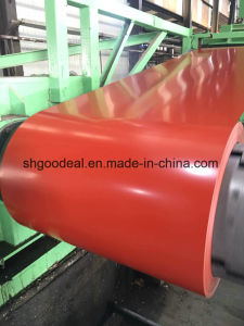 Sea Blue Red White Green PPGI Steel Coils From China pictures & photos
