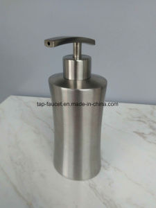 Stainless Steel 304 Food Grade Deck Mounted Soap Dispenser Bottle pictures & photos