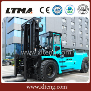 China Top Design 33t Big Diesel Forklift Trucks Price pictures & photos
