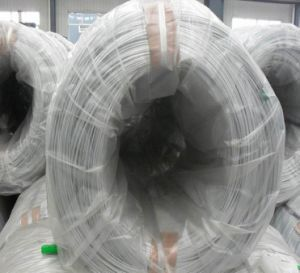 High Tensile Hot Dipped Galvanized Oval Steel Wire 2.2*2.7 pictures & photos