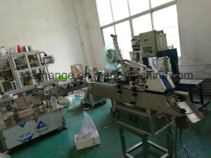 Oral Vial Ampoule Glass Bottle Horizontal Labeling Machine pictures & photos
