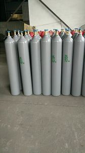 ISO9803-3 O2 Gas Cylinder pictures & photos