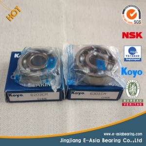 SKF 6208 Open Ball Bearings (6200 6202 6203 6204 6205 6206 6207 6208 6209 6210) pictures & photos