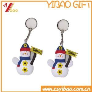3D PVC Keychain, Custom Soft PVC Keychains, Soft PVC Rubber Keychain pictures & photos