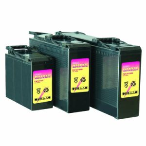 12V 160ah Front Terminal Deep Cycle Lead Acid Battery for Telecom Use pictures & photos