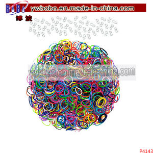 Educational Toys Promotional Gifts Rubber Loom Bands (P4143) pictures & photos