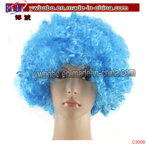 Hair Accessory Curly Afro Wig Great for Hen Nights Party Products (C3009) pictures & photos