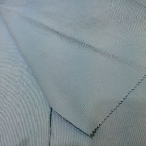 100% Cotton Thicken 14 Wales Corduroy Fabric pictures & photos