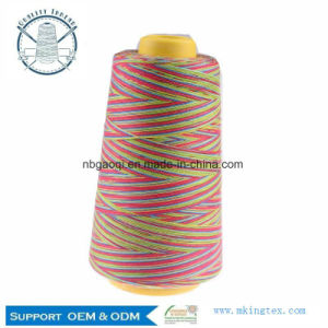 Multi Color 40s/2 Polyester Sewing Thread pictures & photos