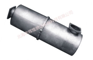 The (LNG / CNG / LPG) Catalytic Muffler Use in Commercial Vehicle pictures & photos