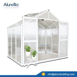 Walk in Greenhouse Greenhouse System with Vent Conservatory Greenhouse pictures & photos