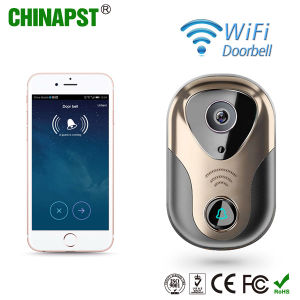 Wireless Home Intercom APP WiFi Video Door Phone Doorbell (PST-WiFi007) pictures & photos