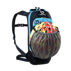 Riding Outdoor Sports Bike Ultralight Backpack with Helmet Net pictures & photos