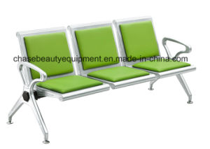 PU Cushion Waiting Bench for Sale pictures & photos