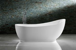 Modern Design Acrylic Bathtub By1827-1700 pictures & photos