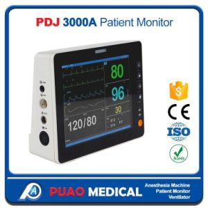 Pdj-3000A Multi-Parameter Patient Monitor pictures & photos