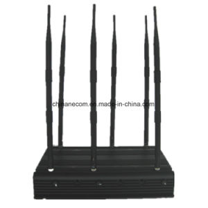 Cellphone Jammer for 3G, 4G Smart Cellphone, Wi-Fi, Bluetooth pictures & photos