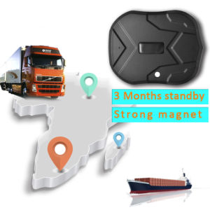 Waterproof IP 66 Vehicle GPS Tracker Truck Person 60 Days Long Standby Time Powerful Magnet Lifetime Free Platform