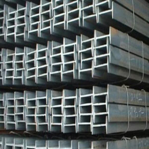 Galvanized Carbon Steel I-Beam, Steel Structure pictures & photos