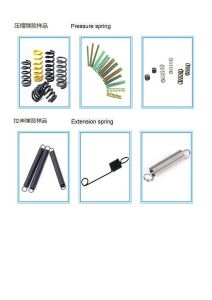 Stainless Steel Torsion Spring pictures & photos