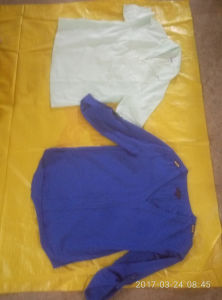 Original Door to Door in Bales Ladies Cotton Blouse Unsorted Second Hand Clothes pictures & photos