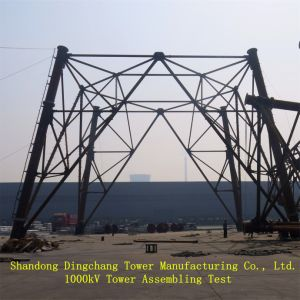 Supply for Steel Pipe Pole Tower pictures & photos