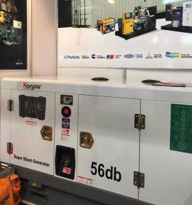56dba 60dba@7m 50Hz/60Hz 1500rpm/1800rpm Diesel Super Silent Generator